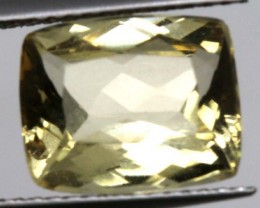 YELLOW BERYL GEMSTONE 2.95  CTS LG-1350