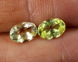 LEMON QUARTZ GEMSTONE PARCEL 1.70 CTS  RNG-184