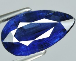 4.15 Cts GENUINE NATURAL ULTRA RARE LUSTER ROYAL BLUE KY