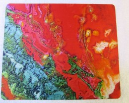 Gemstone Mouse Pad  MP 10