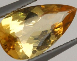 1.50 CTS IMPERIAL TOPAZ FACETED STONE PG-1726