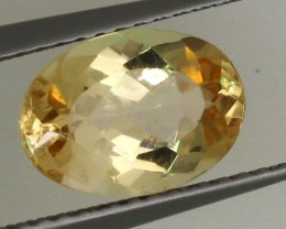 2.28 CTS TOPAZ GOLDEN PEACHY PG-1755