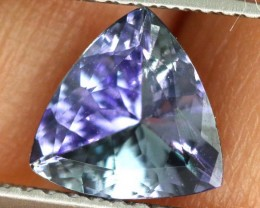 1.10 CTS TANZANITE  VIOLET BLUE PG-1758