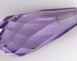 2.65 CTS AMETHYST FACETED STONE PG-1762
