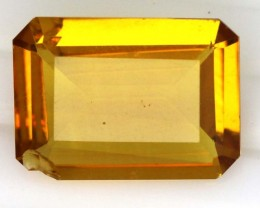 13.05 CTS CITRINE FACETED STONE PG-1774