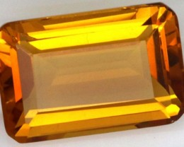 31.25 CTS CITRINE FACETED STONE PG-1775