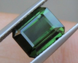 4.0cts,  Green Tourmaline, No Treatment, VS Eye Clean