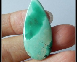 16 cts Beautiful Turquoise Teardrop Cabochon