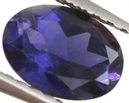 0.65 CTS TANZANITE  VIOLET BLUE PG-1802