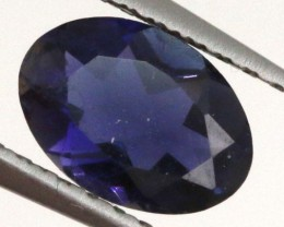 0.50 CTS TANZANITE  VIOLET BLUE PG-1806