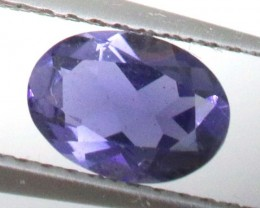 0.55 CTS TANZANITE  VIOLET BLUE PG-1807