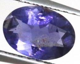 0.60 CTS TANZANITE  VIOLET BLUE PG-1770