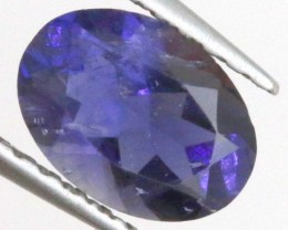 0.55 CTS TANZANITE  VIOLET BLUE PG-1791