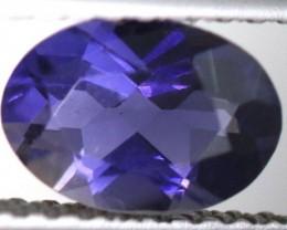 0.60 CTS TANZANITE  VIOLET BLUE PG-1793