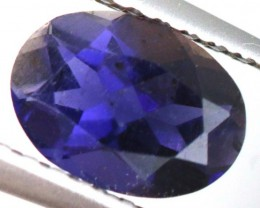 0.55 CTS TANZANITE  VIOLET BLUE PG-1794