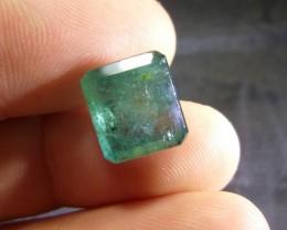 8.80cts Zambian Emerald , 100% Natural Gemstone