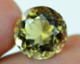 4.75 cts Natural Lovely Scapolite Round Cut  Gemstone