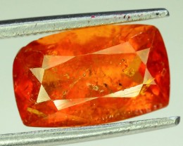 4.365ct Gorgeous Natural Orange Cinnamon Hessonite Garnet