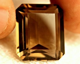 29.92 Carat Natural Smokey Quartz Gemstone
