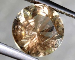 1.20 CTS  SUNSTONE  FACETED CG-1981