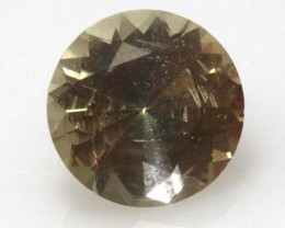 1 CTS SUNSTONE  FACETED  CG-1985