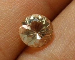 1.05 CTS  SUNSTONE  FACETED CG-1987