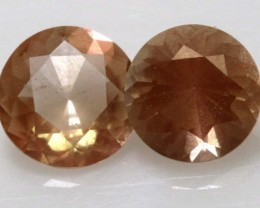 1.50 CTS SUNSTONE  FACETED  CG-1990