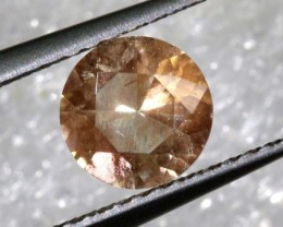 0.65 CTS SUNSTONE  FACETED  CG-1991