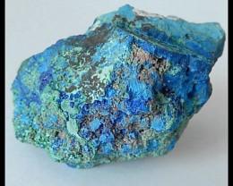 247.5 ct Natural Azurite Gemstone Specimen