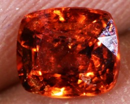 1.00 CTS RED \ORANGE  BURMESE SPINEL [SNP169]