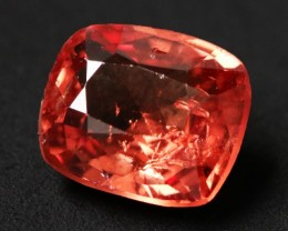 1.40 CTS RED \ORANGE  BURMESE SPINEL [SNP172]