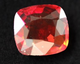 1.25 CTS RED \ORANGE  BURMESE SPINEL [SNP176]