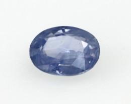 0.98cts Natural Sri Lankan Blue Sapphire Oval Shape