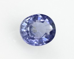 1.67cts Natural Sri Lankan Blue Sapphire Oval Shape