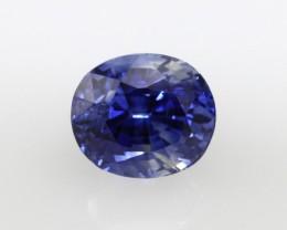 1.97cts Natural Sri Lankan Blue Sapphire Oval Shape