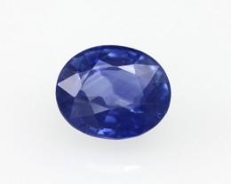 1.16cts Natural Sri Lankan Blue Sapphire Oval Shape