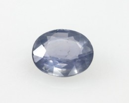 1.11cts Natural Sri Lankan Blue Sapphire Oval Shape