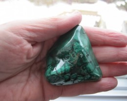 Very nice Malachite display specimen