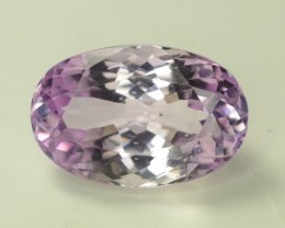 NATURAL 22.85 ct UNTREATED/UNHEATED PINK AFGHANISTAN KUNZITE