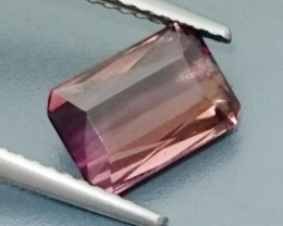 2.24 ct Purplish Pink TOURMALINE Gemstone
