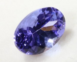 0.80 CTS VS TANZANITE  - EXCELLENT CUT [STS290]