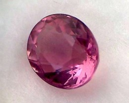 1.10ct Gorgeous lustrous Hot Pink Tourmaline Near Flawless VVS TH42