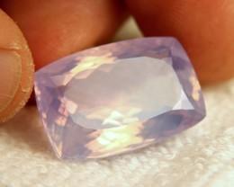 35.96 Carat VVS South American Pearlescent Rose Quartz - Gorgeous