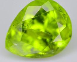 3.05 Ct  Natural  Gemstone Green Peridot