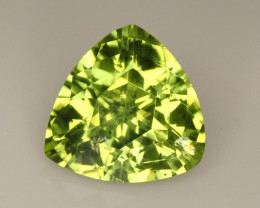 2.44ct Trillion Peridot