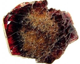 GARNET BEAD NATURAL DRILLED 32.25 CTS NP-814