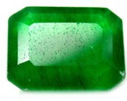 Quartz Emerald Green colour   11.60 carats   QU79