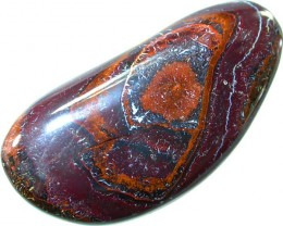 BOULDER IRONSTONE EMBEDDED WITH OPAL 140 CTS  [MGW1661]
