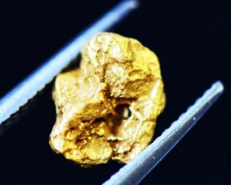 0. 35 Grams  AUSTRALIAN  Gold  Nugget LGN 1303