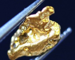 0. 37 Grams  AUSTRALIAN  Gold  Nugget LGN 1308